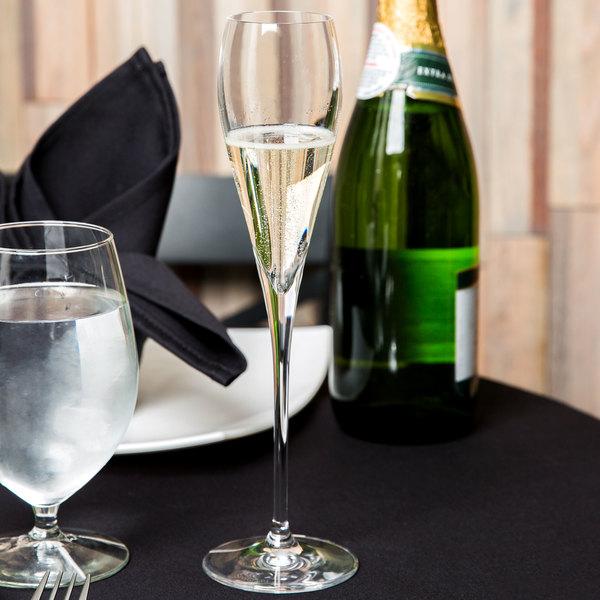 Spiegelau 4908007 adina prestige 5 5 oz sparkling wine - Spiegelau champagne flute ...