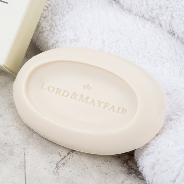 Lord & Mayfair 1.75 oz. Apples & Wicker Body Soap Bar - 200/Case