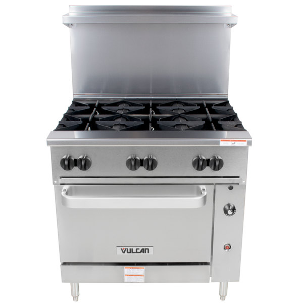 wolf gas range gr366 6 burners burner commercial endurance natural standard oven base thor kitchen hrg4804u with double reviews