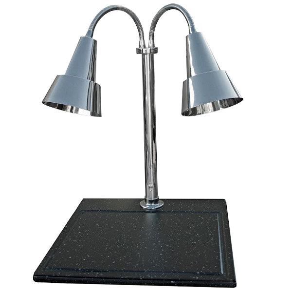 Hanson heat lamps dlm bb st ch dual lamp quot
