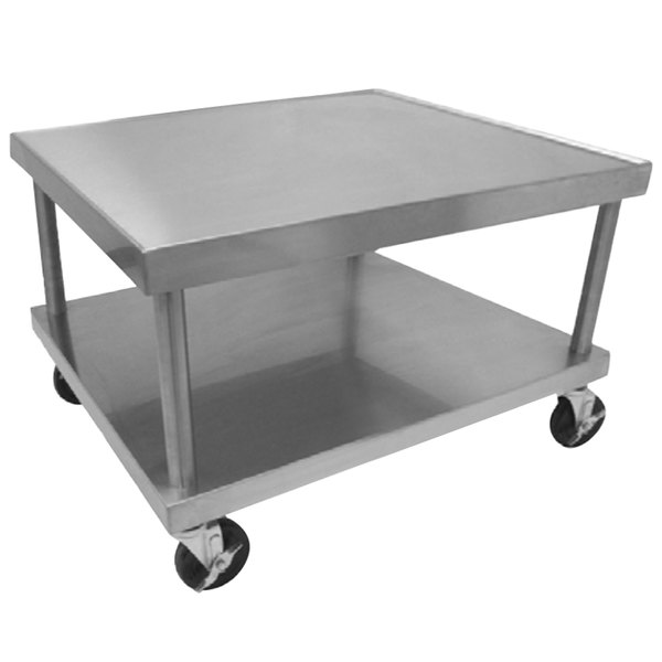 Fabulous Vulcan Stand C 36 30 X 37 Stainless Steel Mobile Equipment Stand Gmtry Best Dining Table And Chair Ideas Images Gmtryco