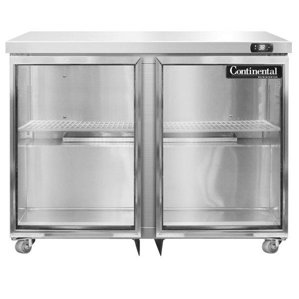 Continental Refrigerator SW36-U-GD 36\