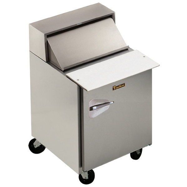 ... Right Hinged Door Refrigerated Sandwich Prep Table. Main Picture