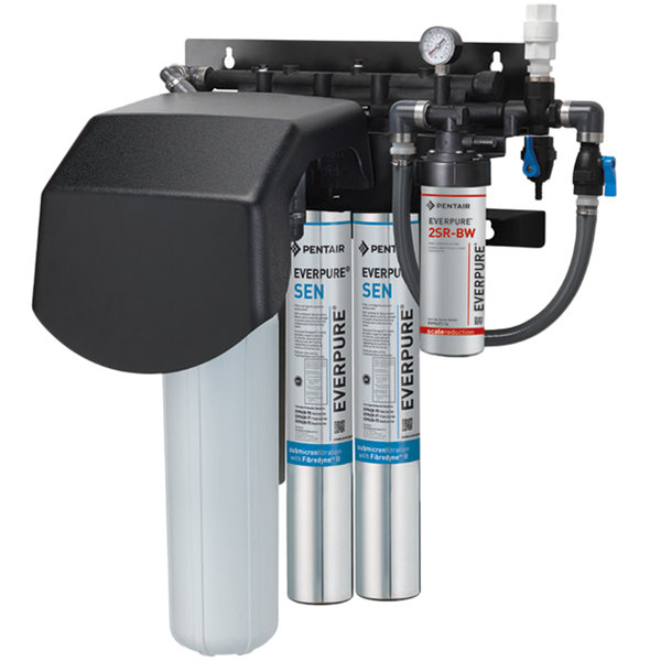 Everpure ev9437 31 endurance high flow triple water for Everpure water purification system