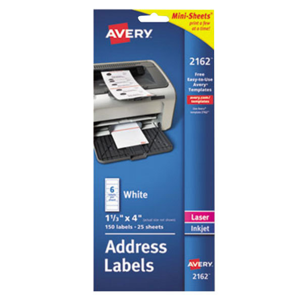 Avery 2160 Labels Yeniscale