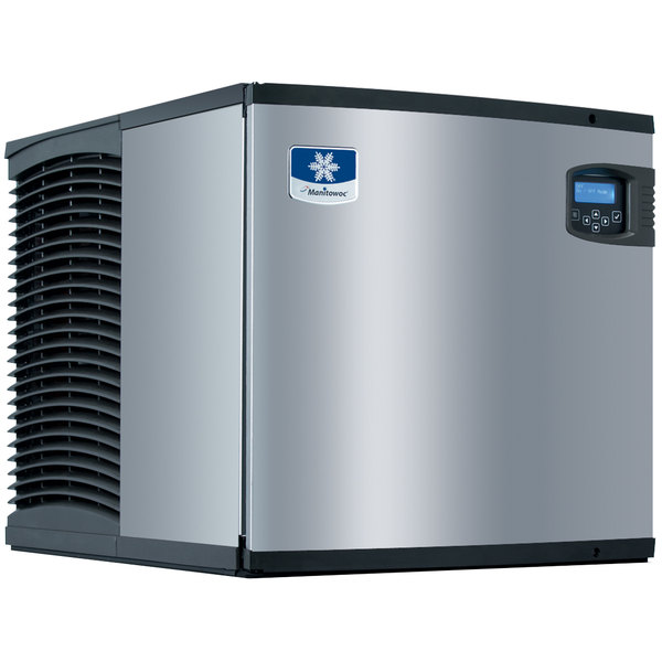 "Manitowoc ID-0523W Indigo Series 22"" Water Cooled Full Size Cube Ice Machine - 460 lb."
