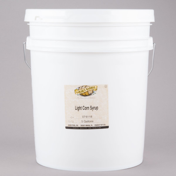 Golden Barrel Light Corn Syrup - 5 Gallon