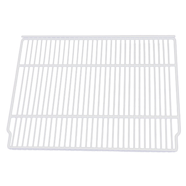 "True 909153 White Coated Wire Shelf - 20 7/8"" x 16 1/4"""