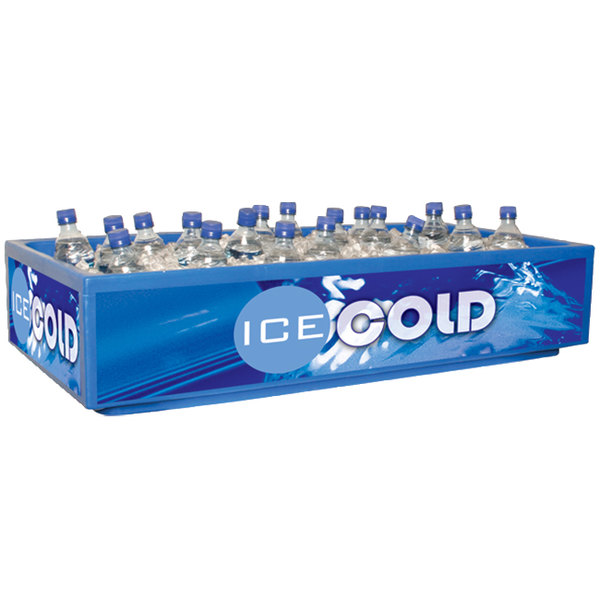Blue Chiller 2010 48 Qt. Countertop Merchandiser