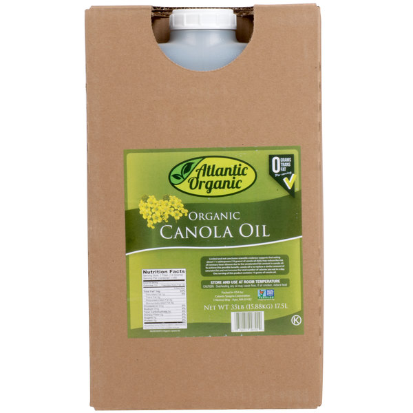 Non GMO Cooking Oils