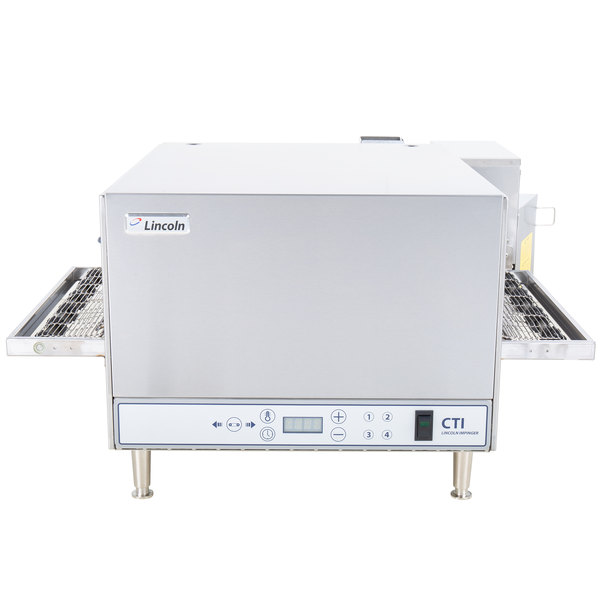 Lincoln Foodservice Products: Conveyor Oven Buying Guide