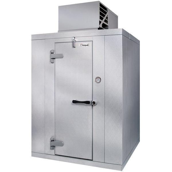 Kolpak Qs7 128 Ct Polar Pak 12 X 8 X 7 Indoor Walk In Cooler With