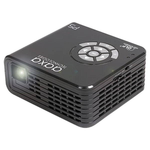 Aaxa technologies kp80001 p5 hd led pico projector 300 for Hd pico projector