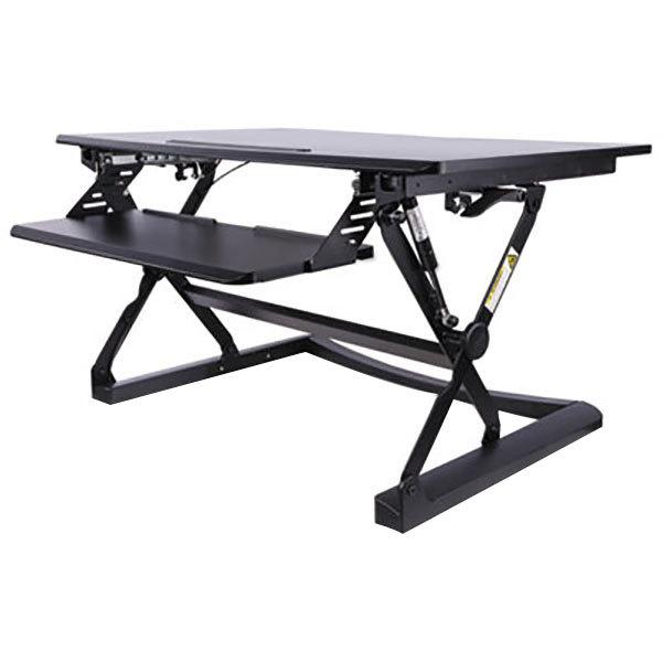 Superbe Alera ALEAEWR2B ActivErgo WorkRise Adjustable Stand Up Desk   35 1/8 Inch X  23