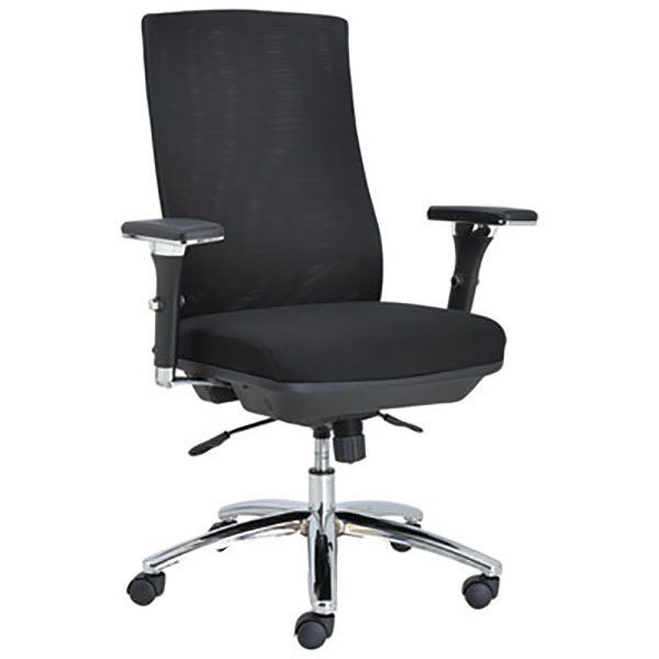 Alera ALEEY4114 EY Series Multifunction Mesh Office Chair with ...