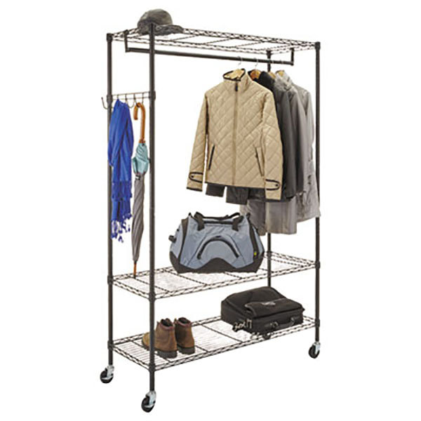 Image Result For Alera Wire Shelving Parts
