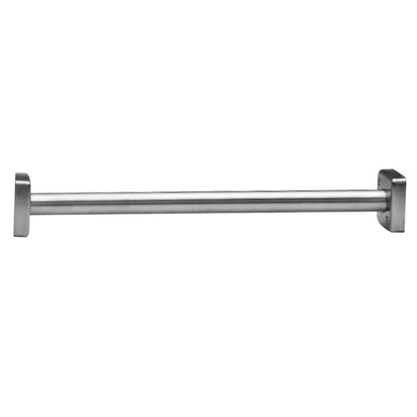 Stainless Steel Shower Curtain Rod.Bobrick B 6107 X 36 Classicseries 36 Stainless Steel Heavy Duty Shower Curtain Rod With Satin Finish