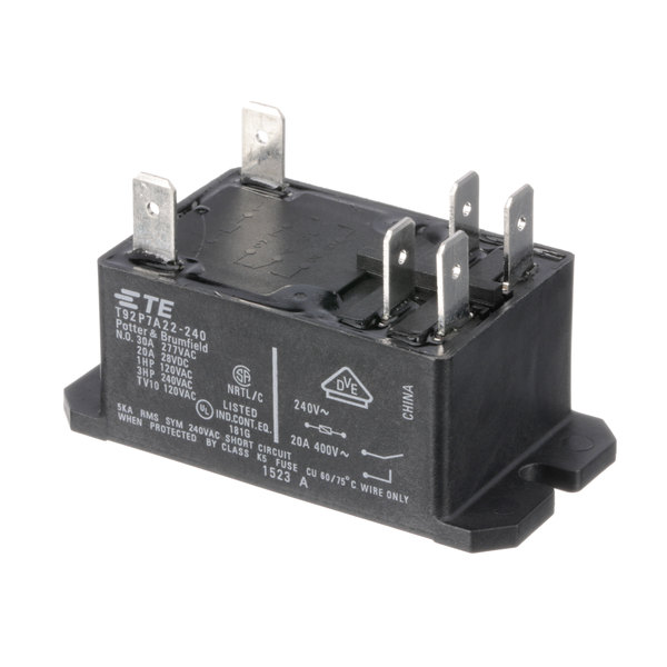 Winston Industries Inc. PS2991 Relay