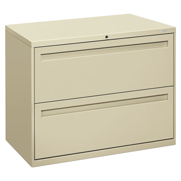 ... Two Drawer Lateral Filing Cabinet   36