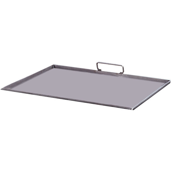 "Bakers Pride 21841050 30"" In-Line Griddle Plate"