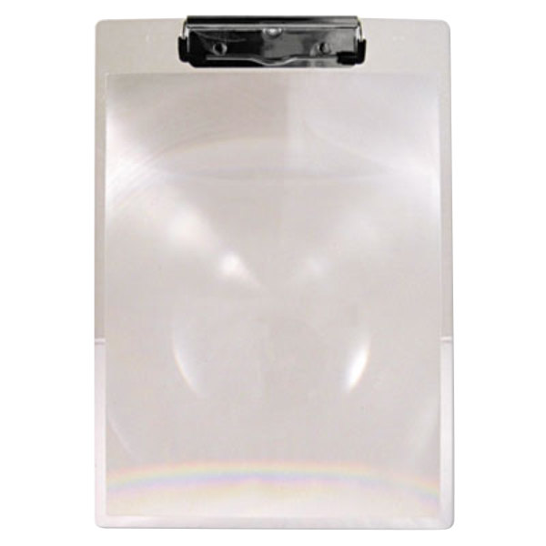 Saunders 24200 Magboard 1 2 Quot Capacity 11 Quot X 8 1 2 Quot Clear