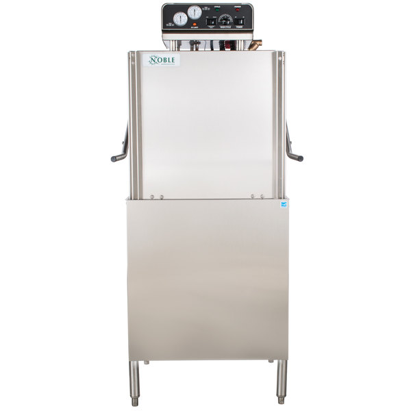 Noble Warewashing HT-180 High Temperature Dishwasher, 208/230V, 1 Phase