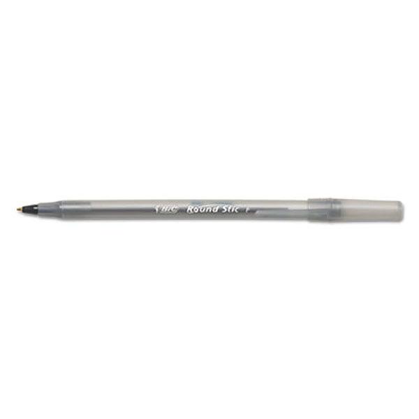 BIC 0141 Pen Fine Point Ballpoint Pen Black Box 12