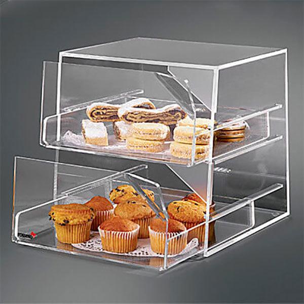 Exhibition Stand Revit : Rosseto bak drawer acrylic bakery display case