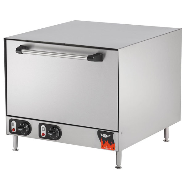vollrath countertop electric pizza oven with 2 ceramic decks 208240v - Commercial Pizza Oven