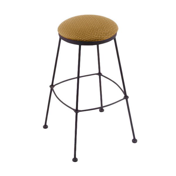 Bar Height Stool With Axis Summer Fabric Seat Main Picture