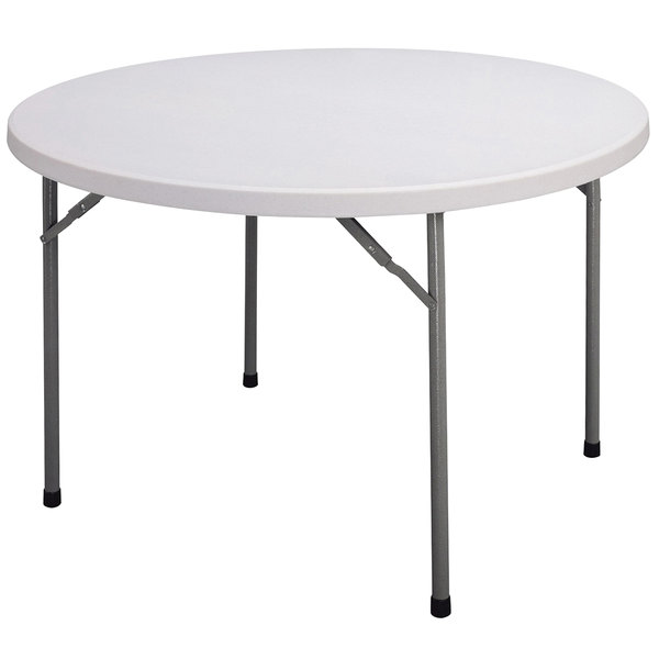 white folding table amazon ikea desk round plastic granite gray fsr costco
