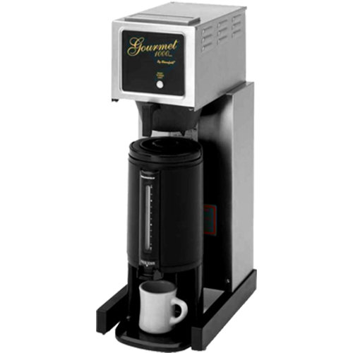 Bloomfield 8778-T-120C Gourmet 1000 Pourover Thermal Coffee Brewer, 120V (Canadian Use Only)