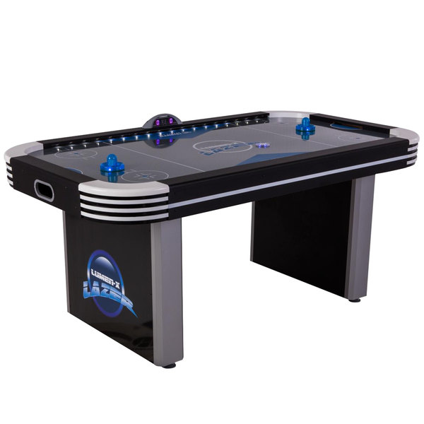 triumph 456800w lumenx lazer 6u0027 air hockey table