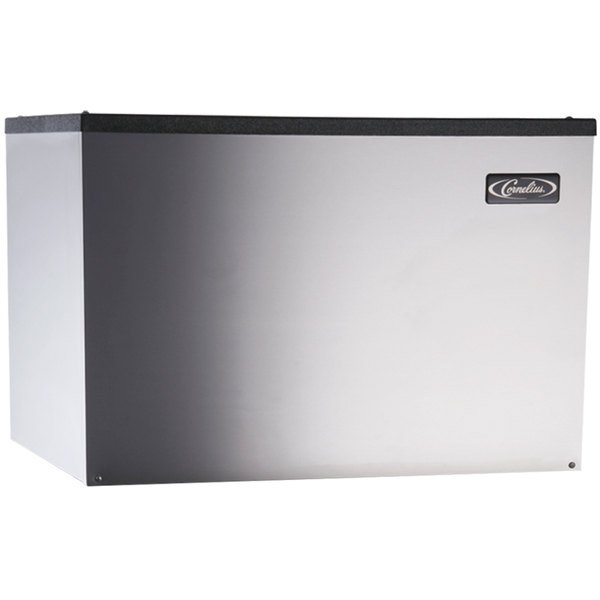 "Cornelius CCM0530AH1 Nordic Series 30"" Air Cooled Half Size Cube Ice Machine - 613 lb."