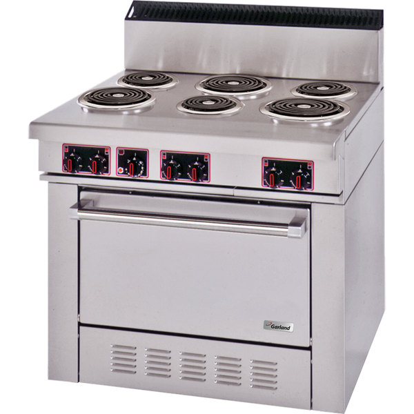 Restaurant Kitchen Oven s686 sentry series 6 open burner electric restaurant range with