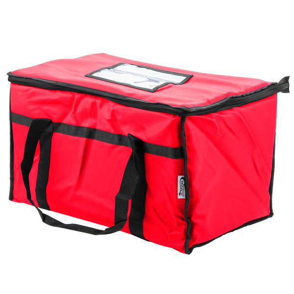 Insulated Food Delivery Bag Reviews | WebstaurantStore