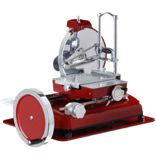 "Volano 14"" Manual Meat Slicer"