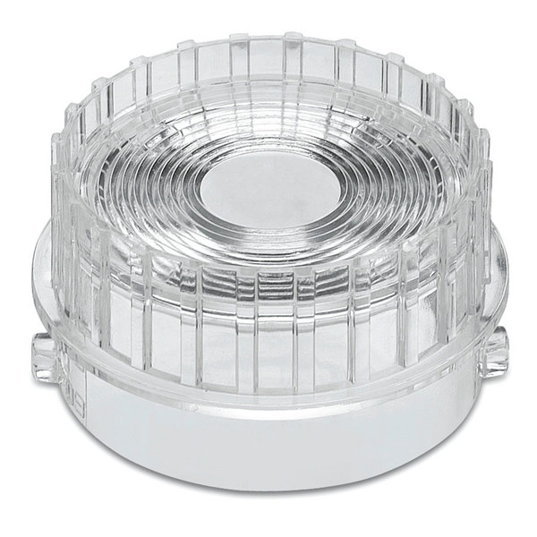 Waring CAC05 Center Lid for CAC01, CAC02, and CAC04 Outer Lids - 6/Pack