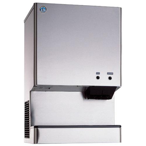 Hoshizaki Countertop Ice Maker : Hoshizaki DCM-500BAH Countertop Ice Maker and Water Dispenser - 40 lb ...