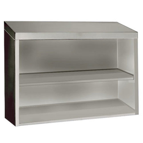 "Advance Tabco WCO-15-60 60"" Open Wall Cabinet"