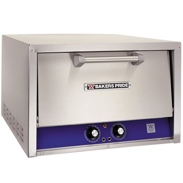 Bakers Pride P-24S Electric Countertop Bake and Roast Oven - 2150W