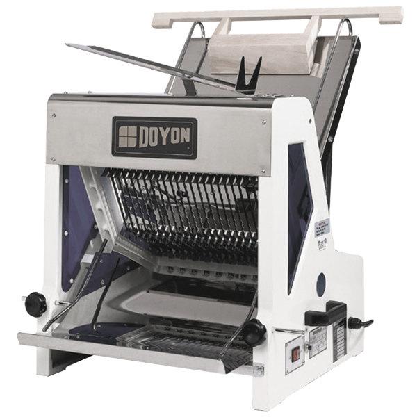 doyon sm302c electric bread slicer 1 slice thickness