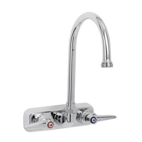 Moen Gooseneck Kitchen Faucet From