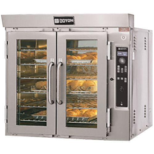 Doyon JA6 Jet Air Single Deck Electric Bakery Convection Oven - 10.8 kW