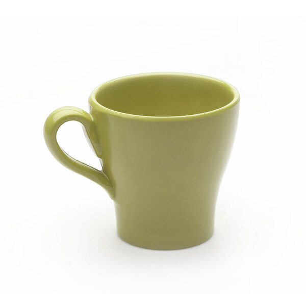 Elite Global Solutions D4C Tuscany 14 oz. Weeping Willow Green Melamine Mug at Sears.com