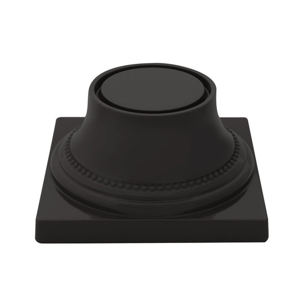 "Elite Global Solutions M74P Symmetry Black 3 3/4"" Pedestal Base at Sears.com"