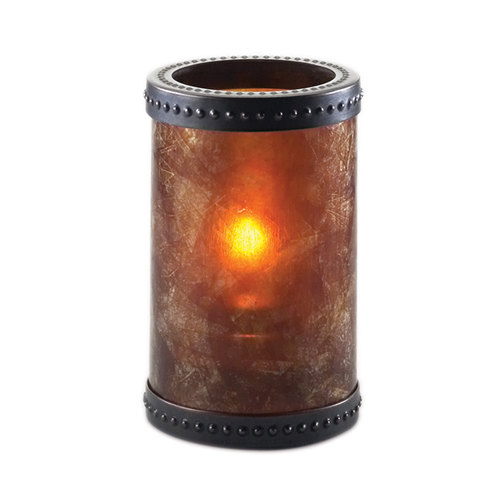 Sterno Products 80308 5 Quot Mica Liquid Candle Holder With