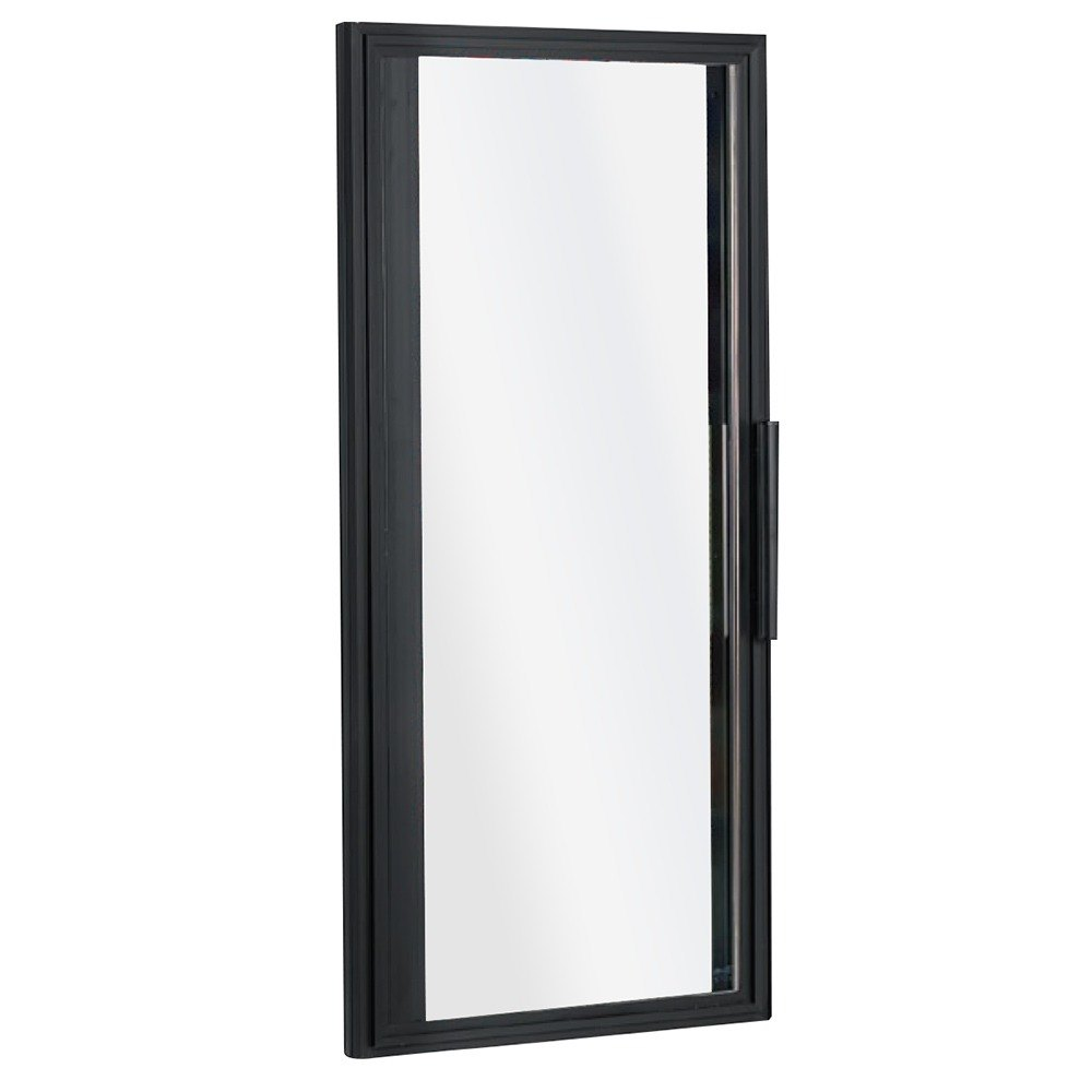 True Refrigeration True 875004 Black Left Hand Door Assembly for GDM-72F and GDIM-72NT Refrigerators at Sears.com