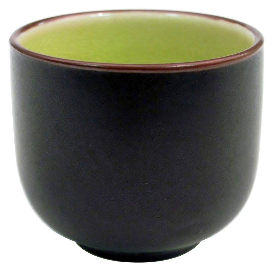 Cac 666 Wc G Japanese Style 1 5 Oz China Sake Cup