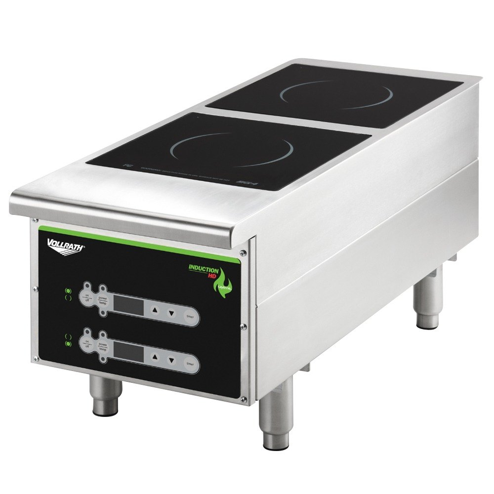 Vollrath 912HIDC Cayenne Heavy Duty Single Induction Hot Plate with Digital Controls - 208/240V, 2900W at Sears.com